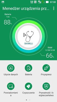 Asus Zenfone Max optimization